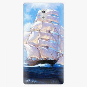 Plastový kryt iSaprio - Sailing Boat - Nokia 3