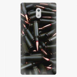 Plastový kryt iSaprio - Black Bullet - Nokia 3