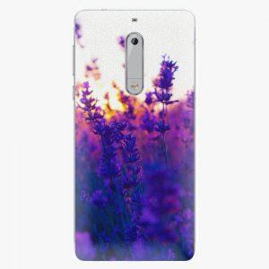 Plastový kryt iSaprio - Lavender Field - Nokia 5