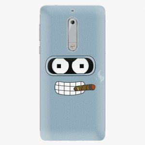 Plastový kryt iSaprio - Bender - Nokia 5