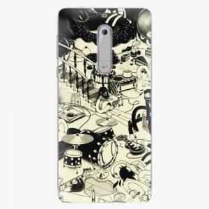 Plastový kryt iSaprio - Underground - Nokia 5