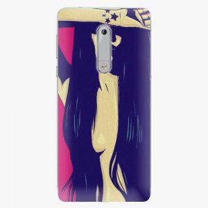Plastový kryt iSaprio - Cartoon Girl - Nokia 5