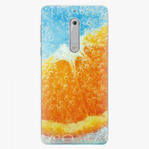 Plastový kryt iSaprio - Orange Water - Nokia 5