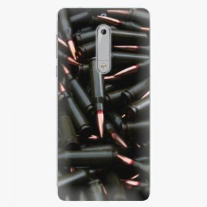 Plastový kryt iSaprio - Black Bullet - Nokia 5