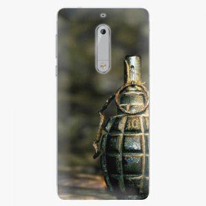 Plastový kryt iSaprio - Grenade - Nokia 5