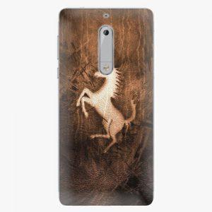 Plastový kryt iSaprio - Vintage Horse - Nokia 5