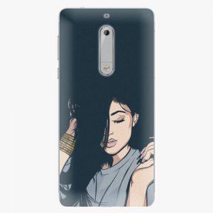 Plastový kryt iSaprio - Swag Girl - Nokia 5