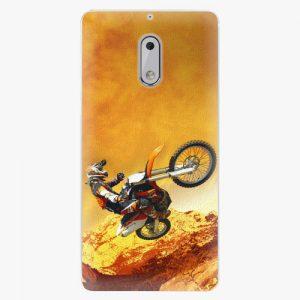 Plastový kryt iSaprio - Motocross - Nokia 6