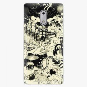 Plastový kryt iSaprio - Underground - Nokia 6