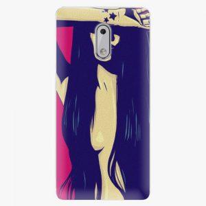 Plastový kryt iSaprio - Cartoon Girl - Nokia 6