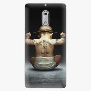Plastový kryt iSaprio - Crazy Baby - Nokia 6