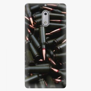 Plastový kryt iSaprio - Black Bullet - Nokia 6
