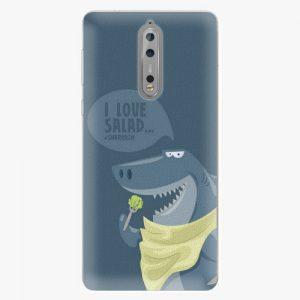 Plastový kryt iSaprio - Love Salad - Nokia 8
