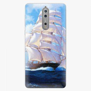 Plastový kryt iSaprio - Sailing Boat - Nokia 8