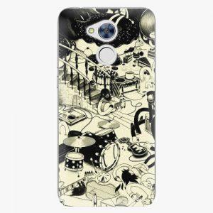 Plastový kryt iSaprio - Underground - Huawei Honor 6A