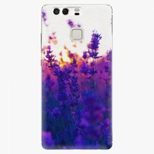 Plastový kryt iSaprio - Lavender Field - Huawei P9