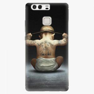 Plastový kryt iSaprio - Crazy Baby - Huawei P9