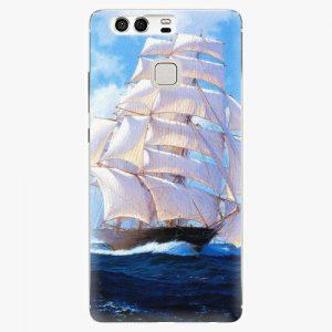 Plastový kryt iSaprio - Sailing Boat - Huawei P9