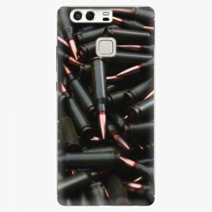 Plastový kryt iSaprio - Black Bullet - Huawei P9