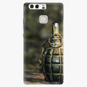 Plastový kryt iSaprio - Grenade - Huawei P9