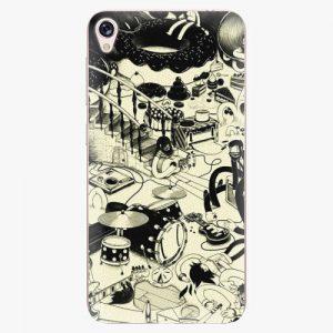 Plastový kryt iSaprio - Underground - Asus ZenFone Live ZB501KL