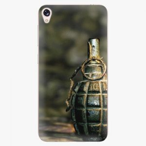 Plastový kryt iSaprio - Grenade - Asus ZenFone Live ZB501KL