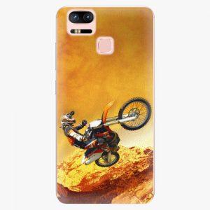Plastový kryt iSaprio - Motocross - Asus ZenFone 3 Zoom ZE553KL