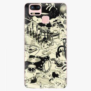 Plastový kryt iSaprio - Underground - Asus ZenFone 3 Zoom ZE553KL