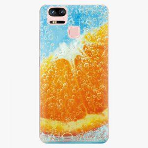 Plastový kryt iSaprio - Orange Water - Asus ZenFone 3 Zoom ZE553KL