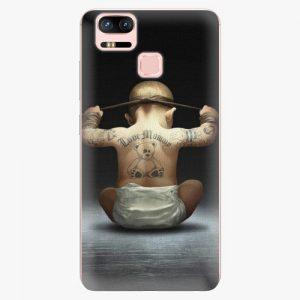 Plastový kryt iSaprio - Crazy Baby - Asus ZenFone 3 Zoom ZE553KL