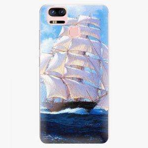 Plastový kryt iSaprio - Sailing Boat - Asus ZenFone 3 Zoom ZE553KL