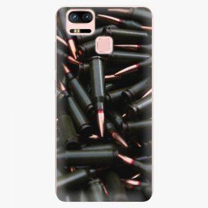 Plastový kryt iSaprio - Black Bullet - Asus ZenFone 3 Zoom ZE553KL