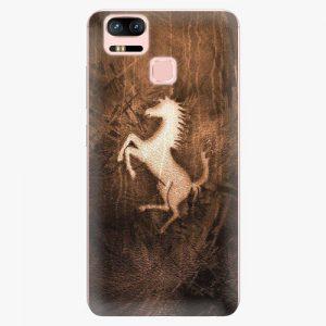 Plastový kryt iSaprio - Vintage Horse - Asus ZenFone 3 Zoom ZE553KL