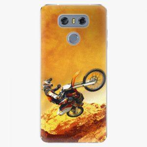 Plastový kryt iSaprio - Motocross - LG G6 (H870)
