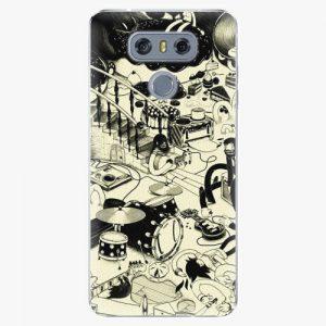 Plastový kryt iSaprio - Underground - LG G6 (H870)