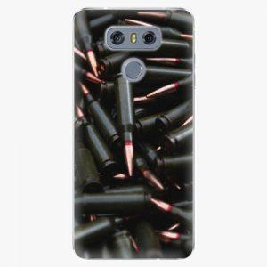 Plastový kryt iSaprio - Black Bullet - LG G6 (H870)