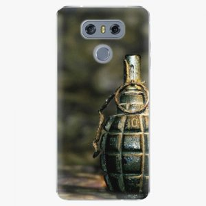 Plastový kryt iSaprio - Grenade - LG G6 (H870)