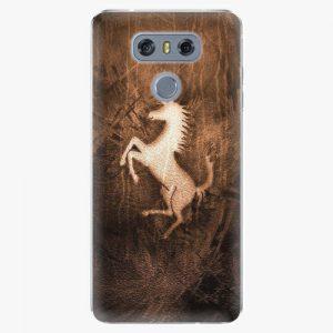 Plastový kryt iSaprio - Vintage Horse - LG G6 (H870)