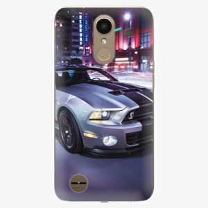 Plastový kryt iSaprio - Mustang - LG K10 2017