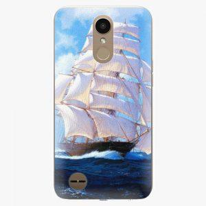 Plastový kryt iSaprio - Sailing Boat - LG K10 2017