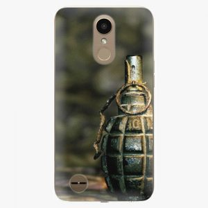 Plastový kryt iSaprio - Grenade - LG K10 2017