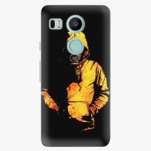 Plastový kryt iSaprio - Chemical - LG Nexus 5X