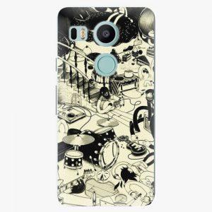 Plastový kryt iSaprio - Underground - LG Nexus 5X