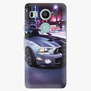 Plastový kryt iSaprio - Mustang - LG Nexus 5X