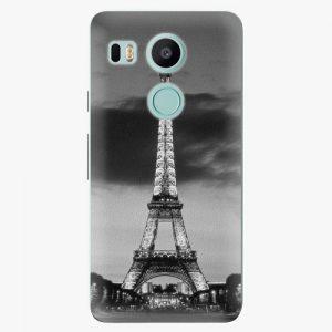 Plastový kryt iSaprio - Midnight in Paris - LG Nexus 5X