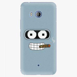 Plastový kryt iSaprio - Bender - HTC U11