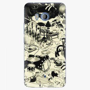 Plastový kryt iSaprio - Underground - HTC U11