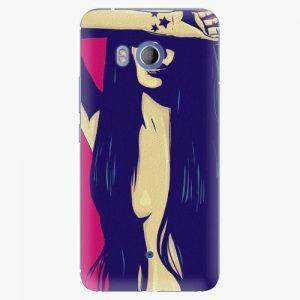 Plastový kryt iSaprio - Cartoon Girl - HTC U11