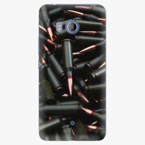Plastový kryt iSaprio - Black Bullet - HTC U11