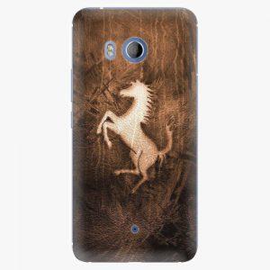 Plastový kryt iSaprio - Vintage Horse - HTC U11